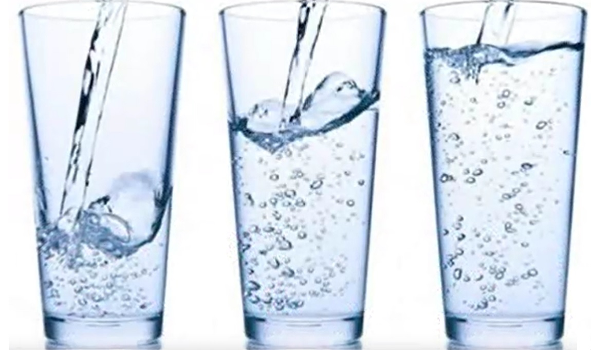 Top Ten Benefits of Drinking Water